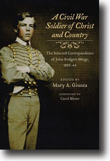 A Civil War Soldier of Christ and Country - Cover