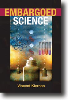 Cover for KIERNAN: Embargoed Science