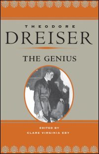 Cover for DREISER: The Genius. Click for larger image