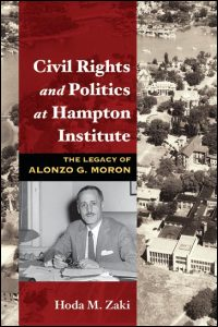 Civil Rights and Politics at Hampton Institute - Cover