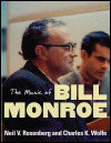 link to catalog page ROSENBERG, The Music of Bill Monroe