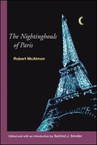 Cover for McAlmon: The Nightinghouls of Paris. Click for larger image