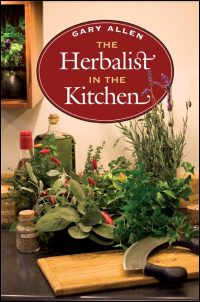 The Herbalist in the Kitchen - Cover