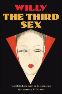 Cover for Willy: The Third Sex. Click for larger image