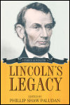 link to catalog page, Lincoln's Legacy