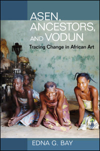 Asen, Ancestors, and Vodun - Cover