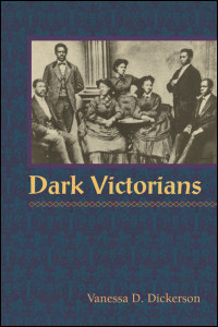 Cover for Dickerson: Dark Victorians. Click for larger image