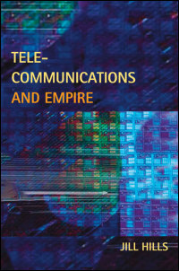 Telecommunications and Empire - Cover