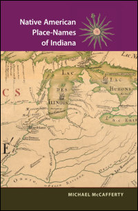 Native American Place-Names of Indiana - Cover