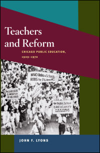 Teachers and Reform - Cover