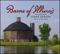 Barns of Illinois - Cover