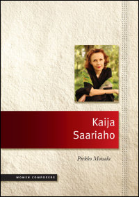 Cover for Moisala: Kaija Saariaho. Click for larger image