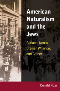 American Naturalism and the Jews - Cover