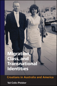 Cover for Colic-Pesker: Migration, Class, and Transnational Identities: Croatians in Australia and America. Click for larger image