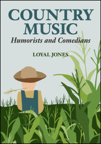 Country Music Humorists and Comedians - Cover