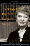link to catalog page, The Selected Papers of Margaret Sanger