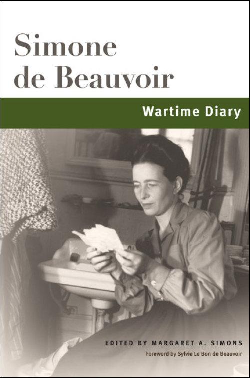 UI Press | Simone de Beauvoir | Wartime Diary