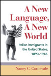link to catalog page, A New Language, A New World