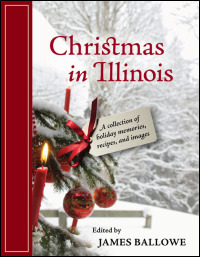 Cover for BALLOWE: Christmas in Illinois. Click for larger image
