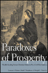 link to catalog page, Paradoxes of Prosperity