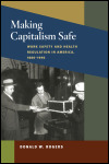 link to catalog page, Making Capitalism Safe