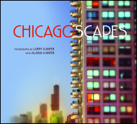 Cover for KANFER: Chicagoscapes. Click for larger image