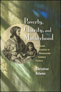 Poverty, Charity, and Motherhood - Cover