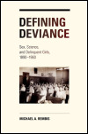 link to catalog page, Defining Deviance