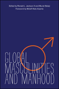 Global Masculinities and Manhood - Cover