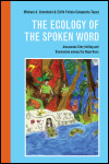 link to catalog page, The Ecology of the Spoken Word