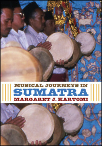 Cover for kartomi: Musical Journeys in Sumatra. Click for larger image