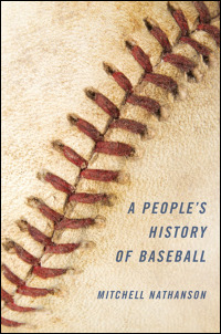 A People's History of Baseball - Cover
