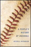 link to catalog page, A People's History of Baseball