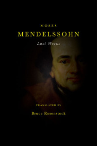 Cover for mendelssohn: Last Works. Click for larger image