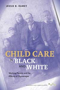Child Care in Black and White - Cover