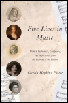 link to catalog page, Five Lives in Music