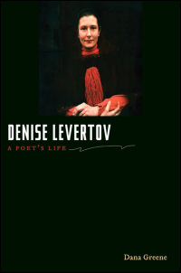 Cover for greene: Denise Levertov: A Poet's Life. Click for larger image