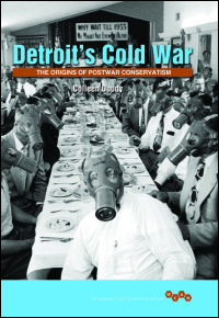 Cover for Doody: Detroit's Cold War: The Origins of Postwar Conservatism. Click for larger image