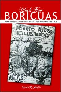 Black Flag Boricuas cover