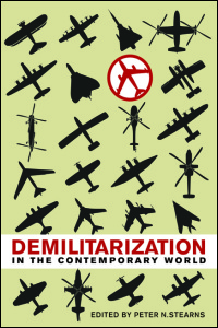 Cover for Stearns: Demilitarization in the Contemporary World. Click for larger image