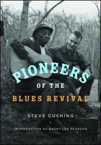 Pioneers of the Blues Revival - Cover