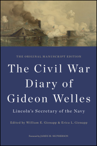 The Civil War Diary of Gideon Welles, Lincoln's Secretary of the Navy - Cover