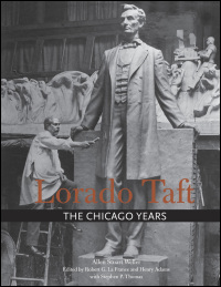 Cover for WELLER: Lorado Taft: The Chicago Years. Click for larger image