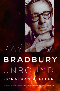 Cover for ELLER: Ray Bradbury Unbound. Click for larger image