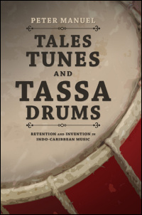 Tales, Tunes, and Tassa Drums - Cover