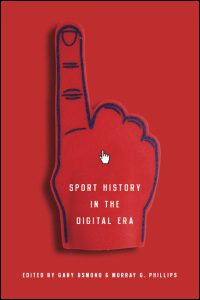 Cover for Osmond: Sport History in the Digital Era. Click for larger image
