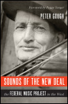 link to catalog page, Sounds of the New Deal