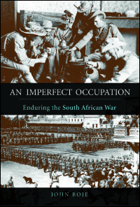 An Imperfect Occupation - Cover