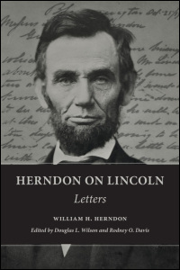 Herndon on Lincoln - Cover