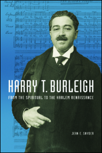 Harry T. Burleigh - Cover